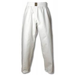 Spodnie treningowe białe